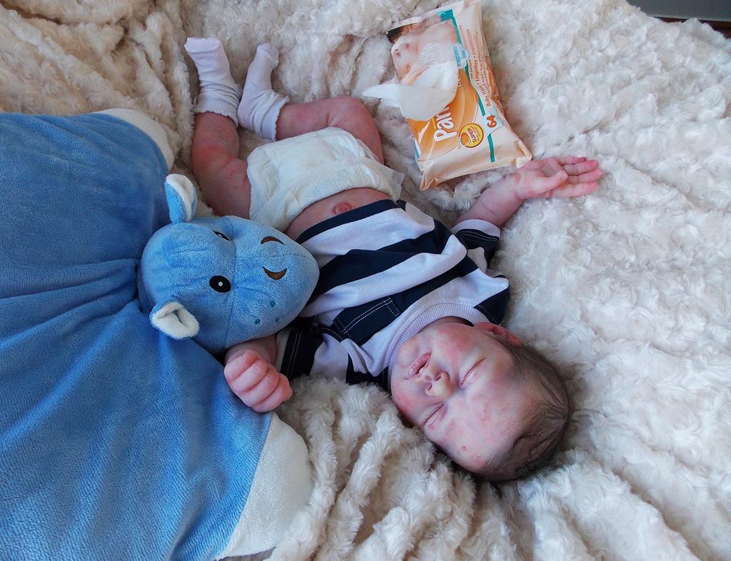 Best Full Body Silicone Baby Boy Dakota