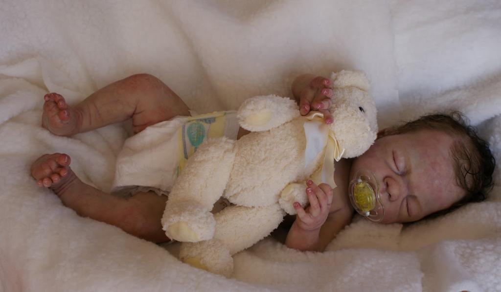 Dakota Full Body Silicone Baby Boy