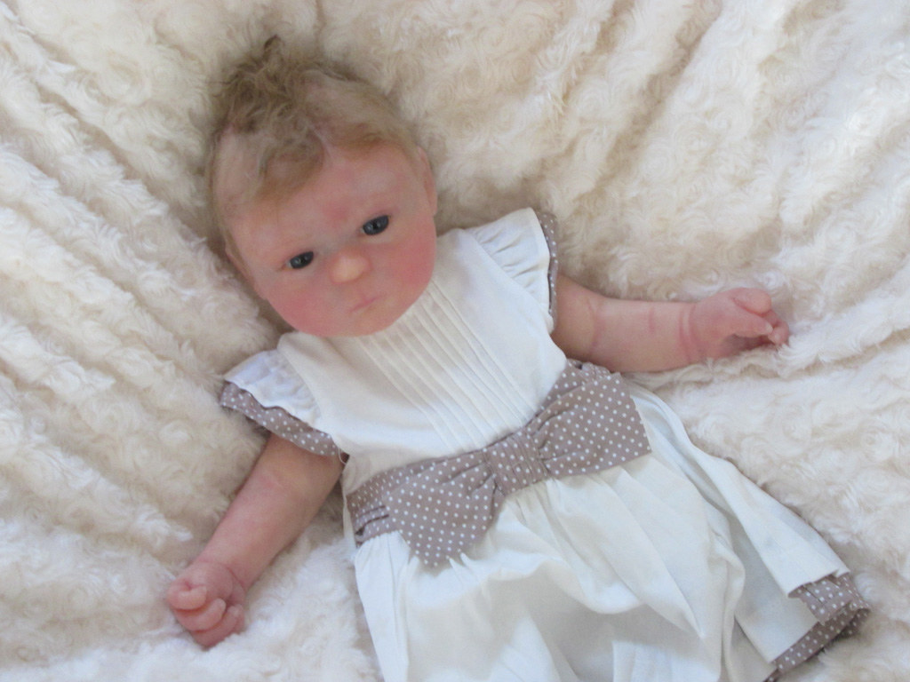 Full Body Silicone Baby Dolls Ecoflex 10