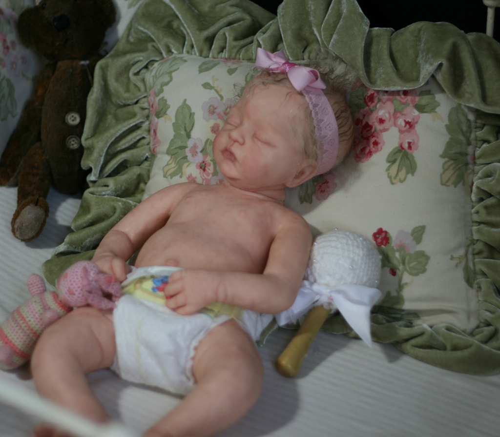 Full Body Silicone Reborn Baby