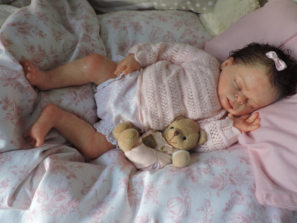 Full Body Soft Silicone Reborn Baby Dolls