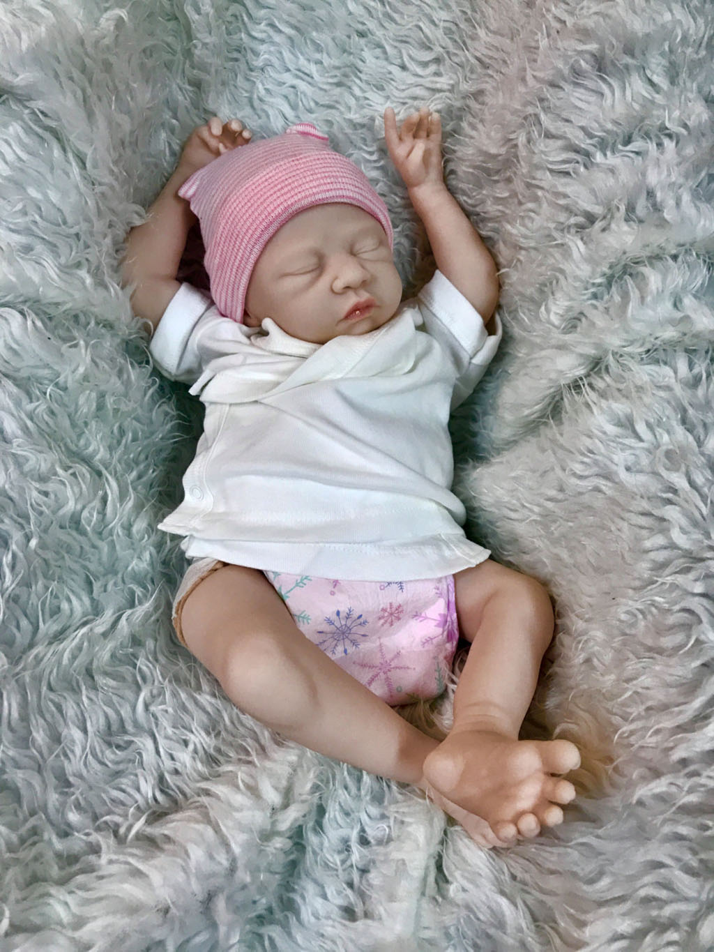 Real Full Body Silicone Baby Dolls under $100