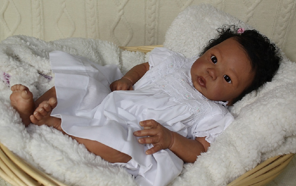 700cd7c99c3 Black Baby Dolls That Look Like Real Babies