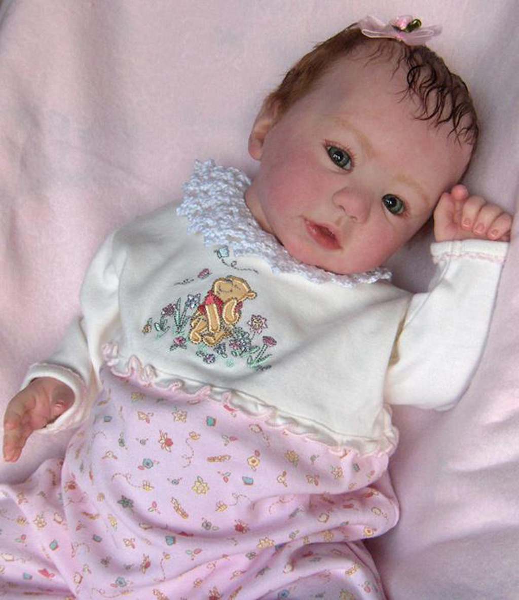 Cute Newborn Baby Dolls that Look Real
