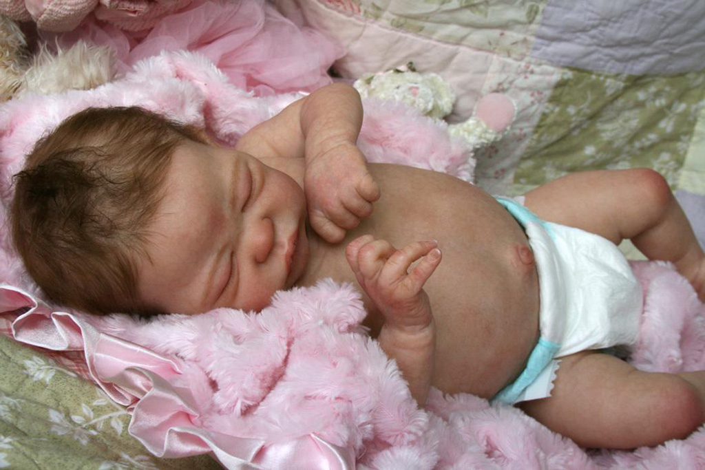 Real Born Baby Dolls
